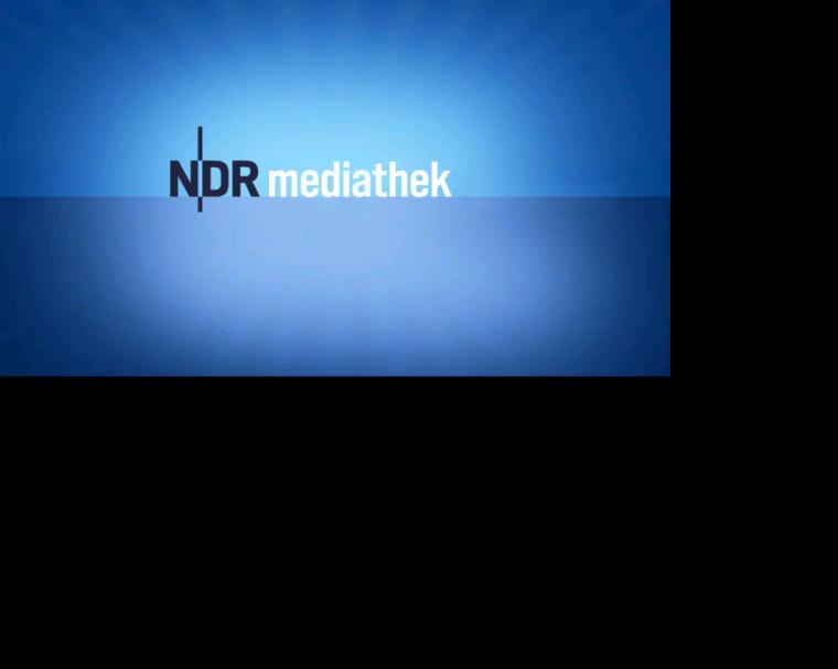 NDR Mediathek - Screenshot