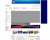Sky Mediathek - Screenshot